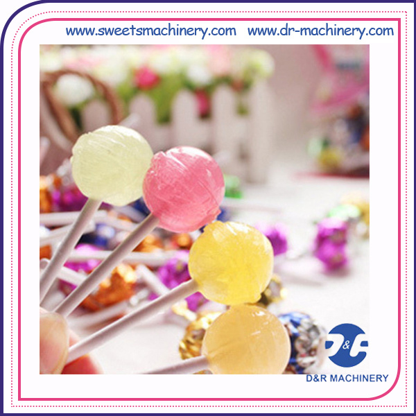 High Speed Sweets Making Machine Die Forming Lollipop Machine