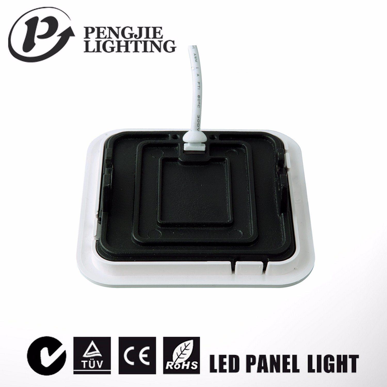 Home Lighting 8W Good Quality LED Ultra Slim Panel Light