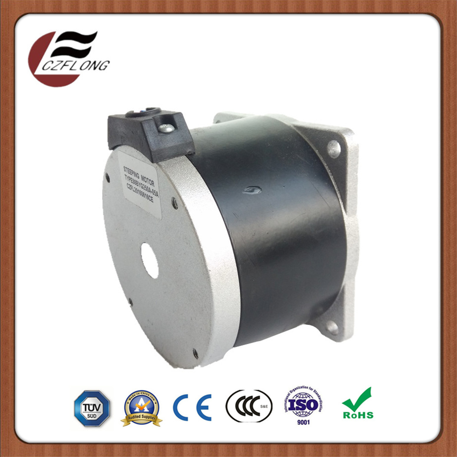 High Quality 86*86mm NEMA34 Stepping Motor Wide Application in Industry
