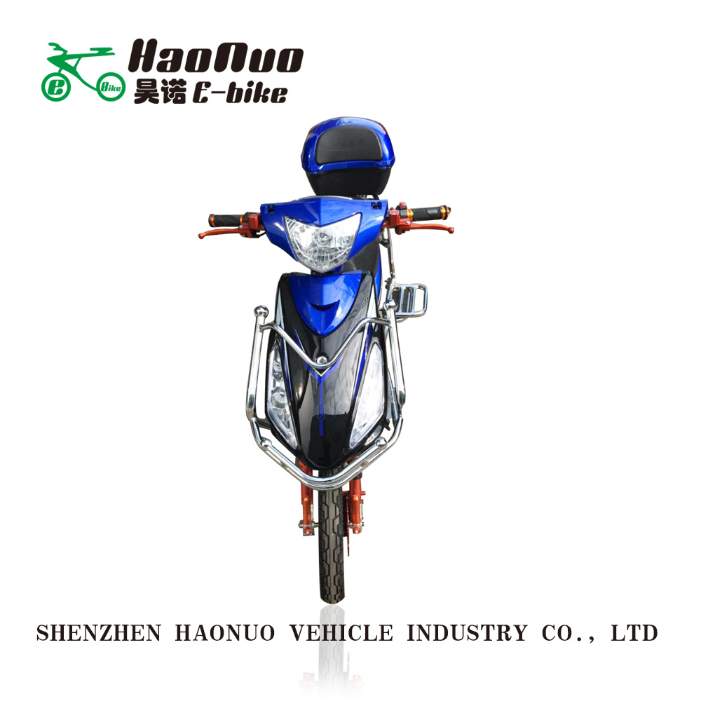 2016 1000W Motor Green Power Mini Moped for Sale