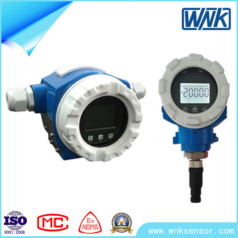 IP66/67 4-20mA/Hart/Profibus-PA Temperature Transmitter Transducer with LCD Display &Explosion Proof