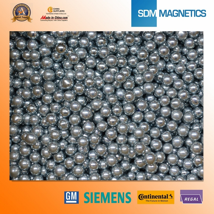 ISO/Ts16949 Strong Powerful Permanent Neodymium Magnet Ball