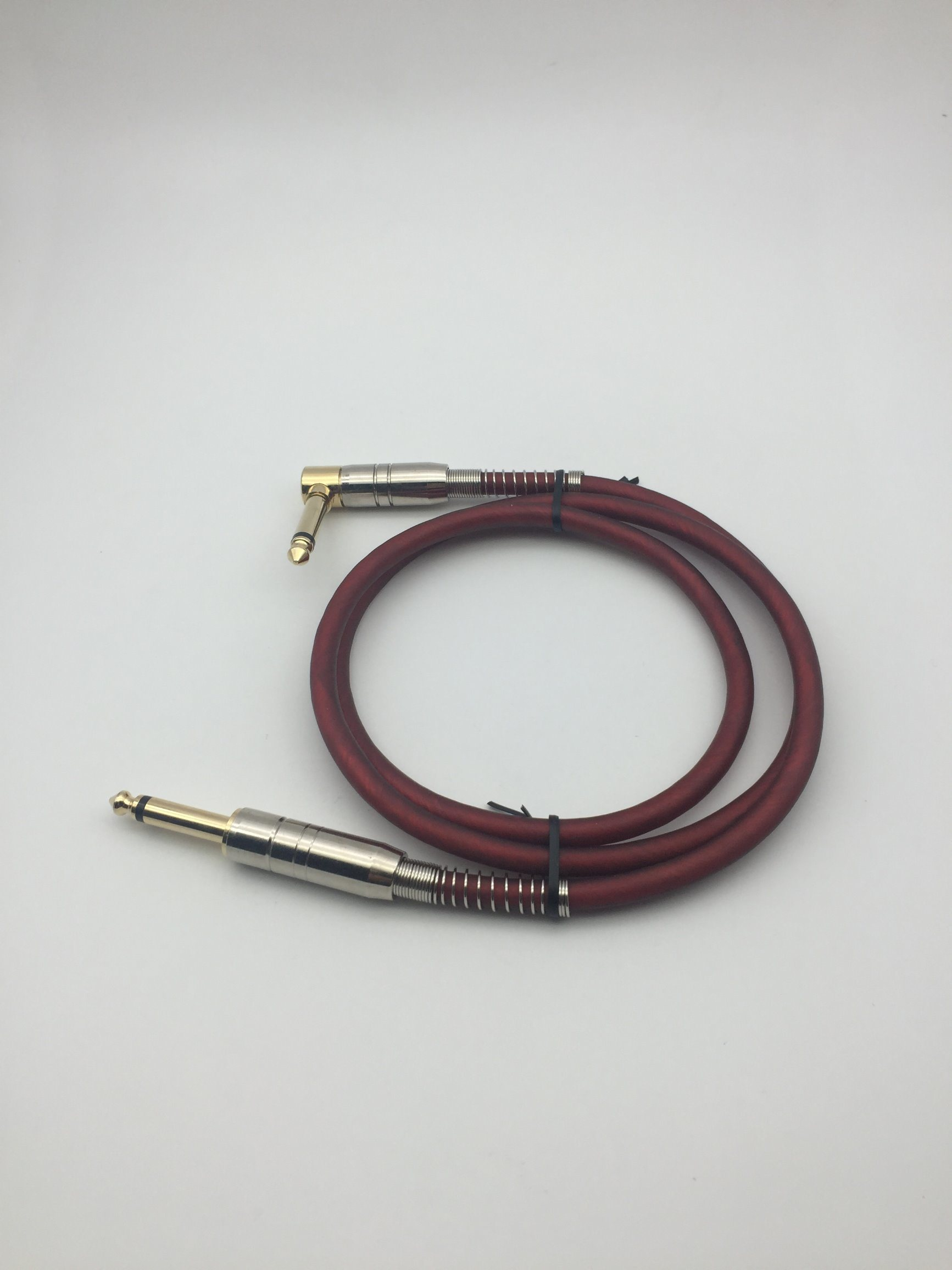 6.35mm Cable, 6.35mm (1/4 inch) to 6.35mm Metal Plug Audio Cable, Microphone Cable
