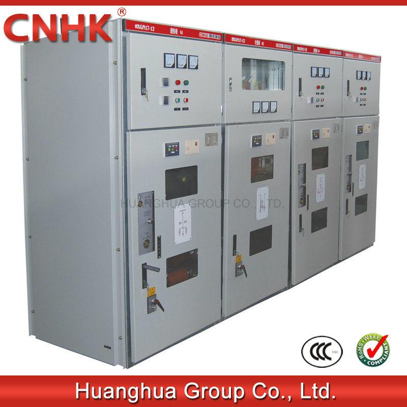 Hxgn17-12 AC Metal-Clad Fixed Type Switchgear