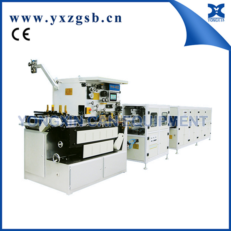 Automatic Welder Machine of Food and Aerosol Tin Can