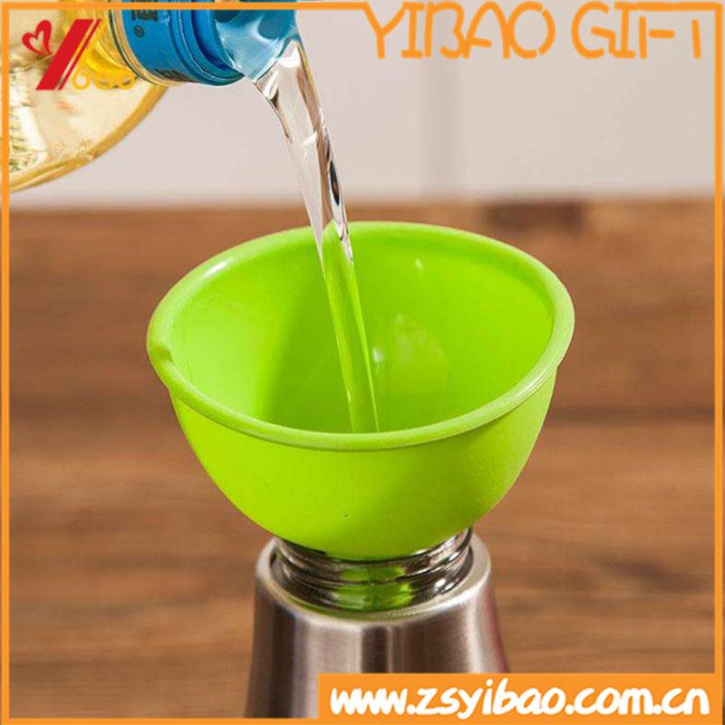 High Quality Customed Silicone Funnel Ketchenware (YB-HR-131)