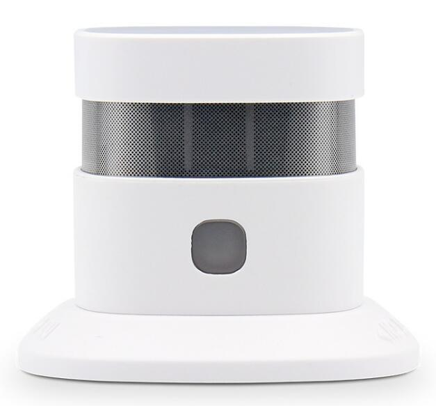 Zigbee Smart Home Automation System Product Solution Smoke Detector Sensor