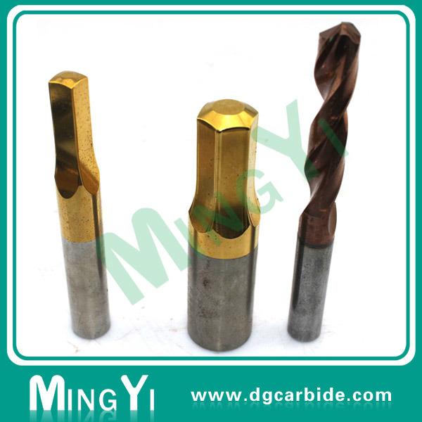High Quality Machine Tool Tungsten Carbide Drill Bits