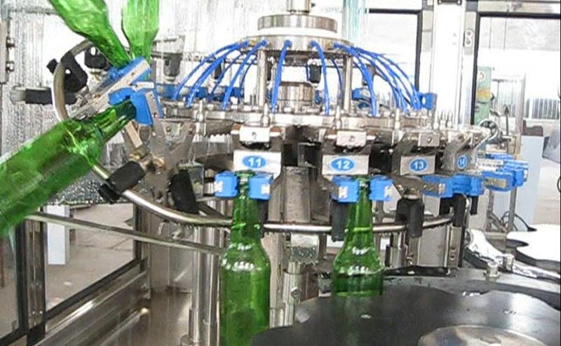 Automatic Beer Drink Bottling Filling Packaging Machine