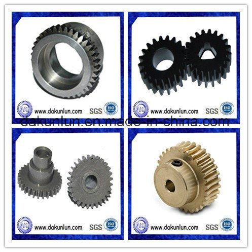 Different Kinds of Precision Brass Spur Gears