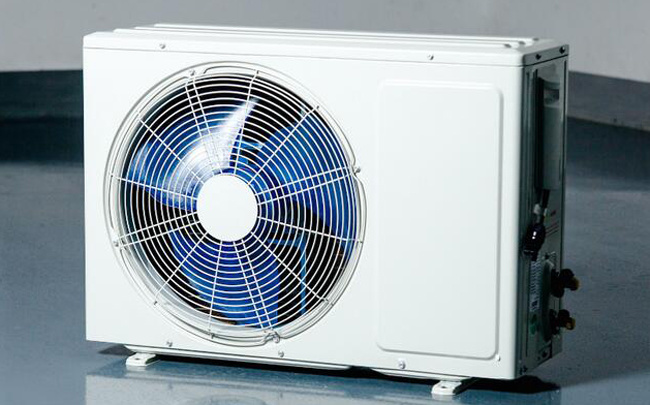 off-Grid Split Type 100% Solar Energy Power Air Conditioner