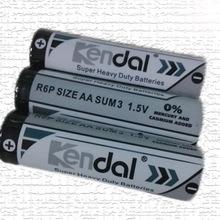AA Size Carbon Zinc R6p Battery