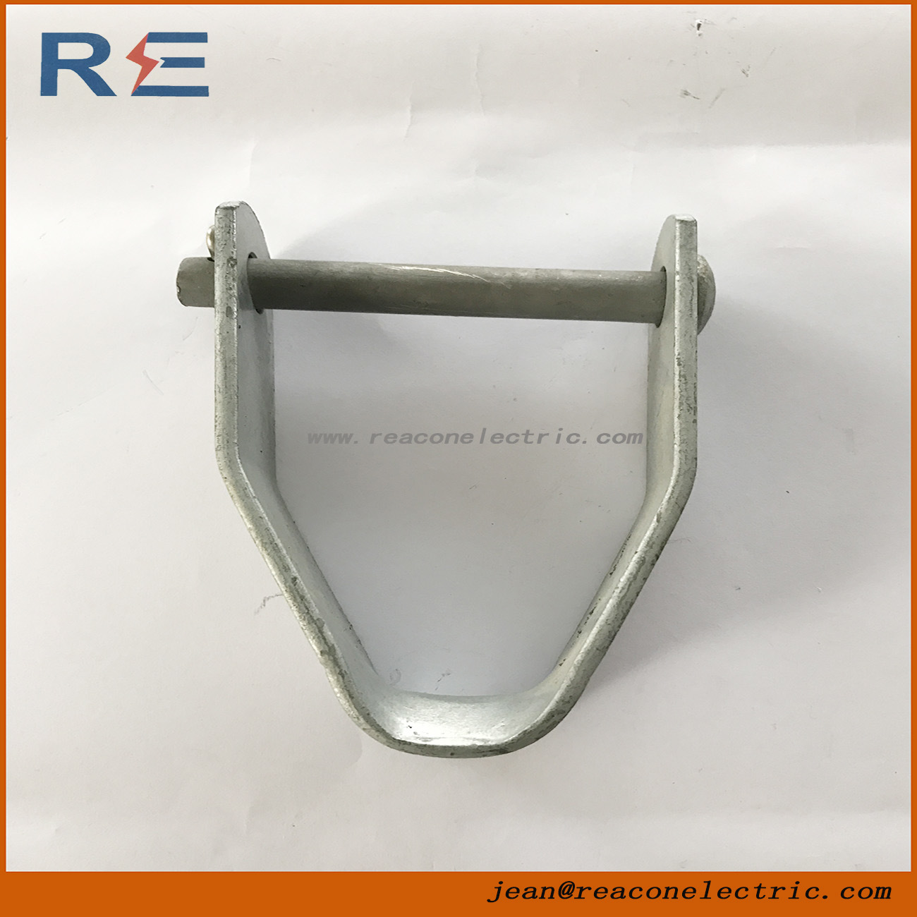 Hot DIP Galvanized Secondary Pulley Bracket