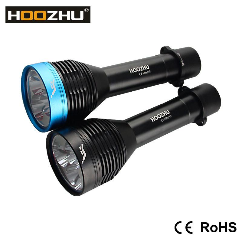 Hoozhu D30 Diving Light Max 3000 Lumens Diving Lamp