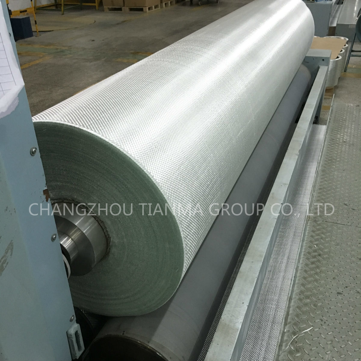 C-Glassfiber Woven Roving for FRP Products
