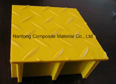 Fiberglass GRP/FRP Trench & Duct Covers/Sewer Cover/Drain Cover