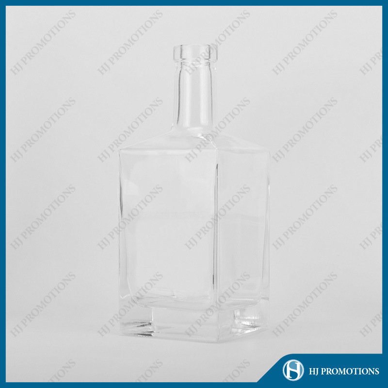 700ml Customized Black Liquor Bottle (HJ-GYSN-A04(B))