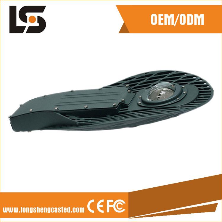 OEM Service LED Light Street Housing of Aluminum Material