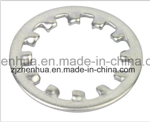 Internal Toothed Lock Washer DIN6797 J (Factory)