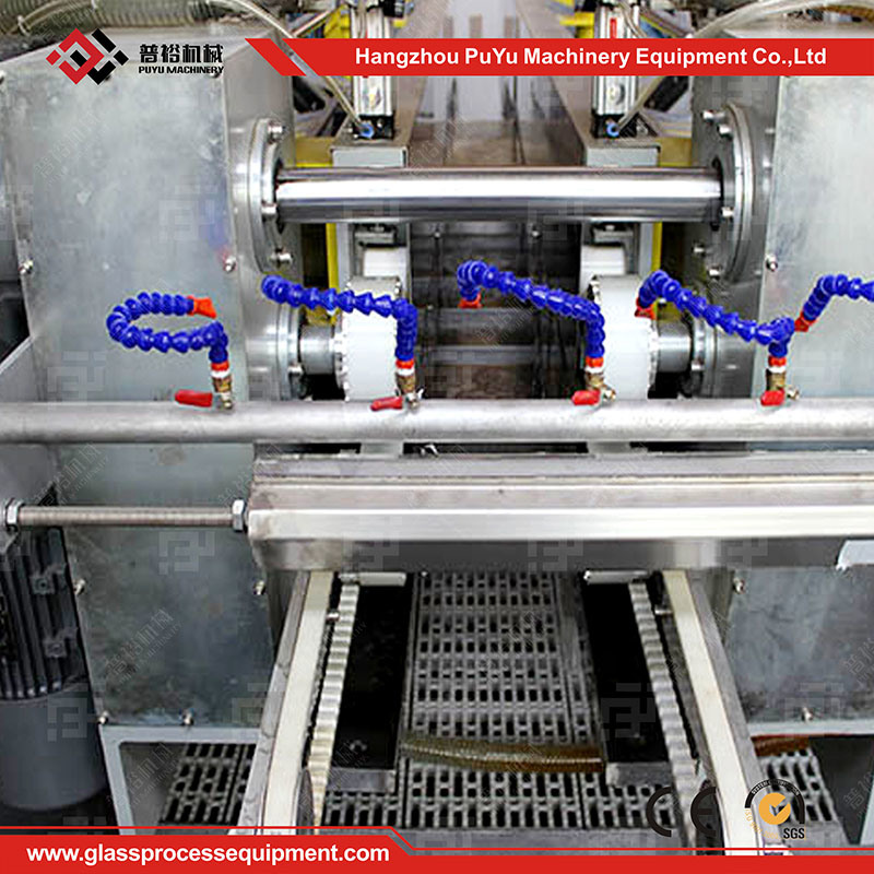 Horizontal Glass Straight-Line Edging Machine for Architecture Glass
