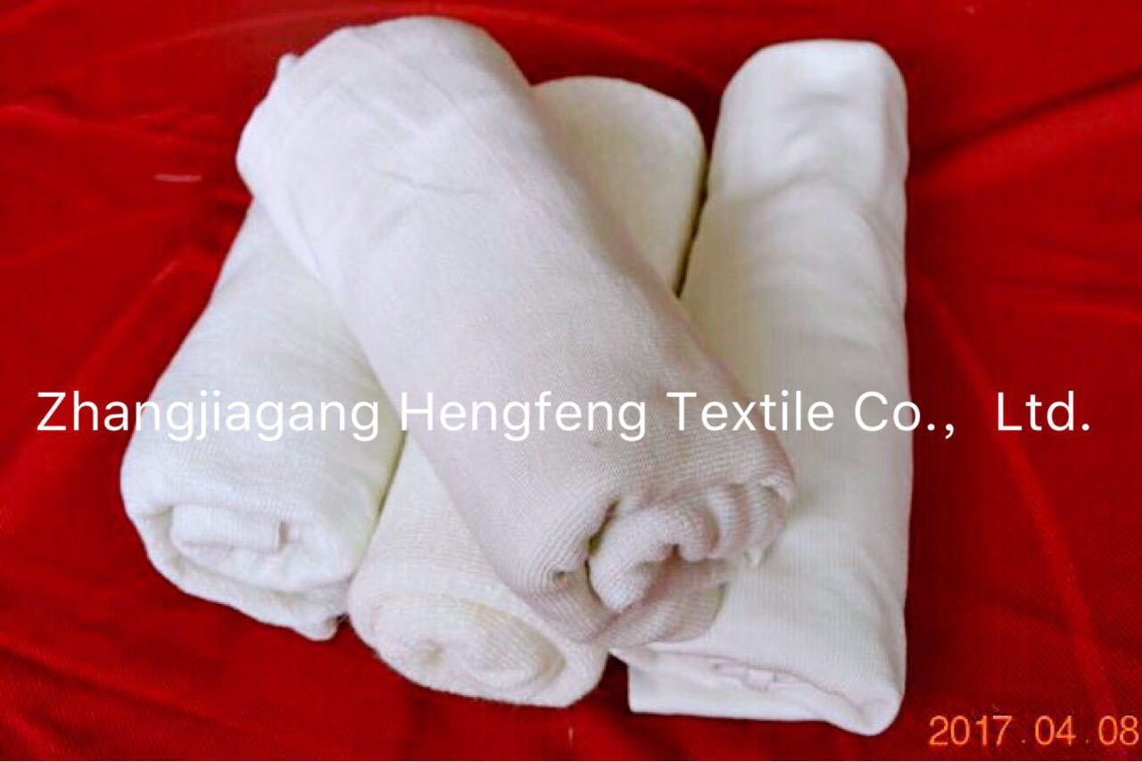 Flame Retardant Elastic Knitted Fabric 65%Modacrylic/ 35%Glass Fibre