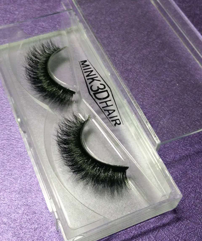 Sexy Lashes 3D Multi-Layer Natural Hair False Eyelashes