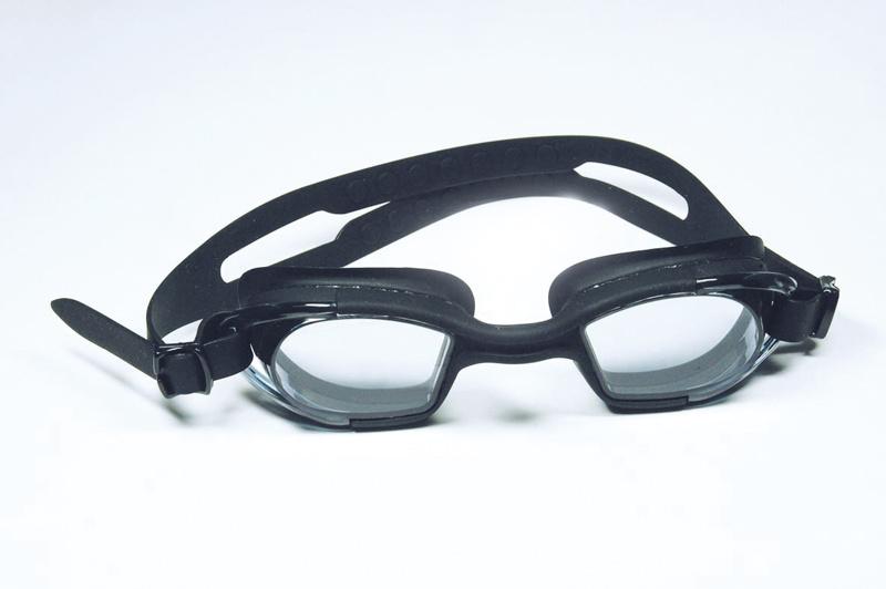 Fashion Silicone UV Cut Swimming Goggles