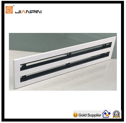 Hotel/Restaurant AC Ducting Supply Air Ventilator 2 Way Grille Diffuser