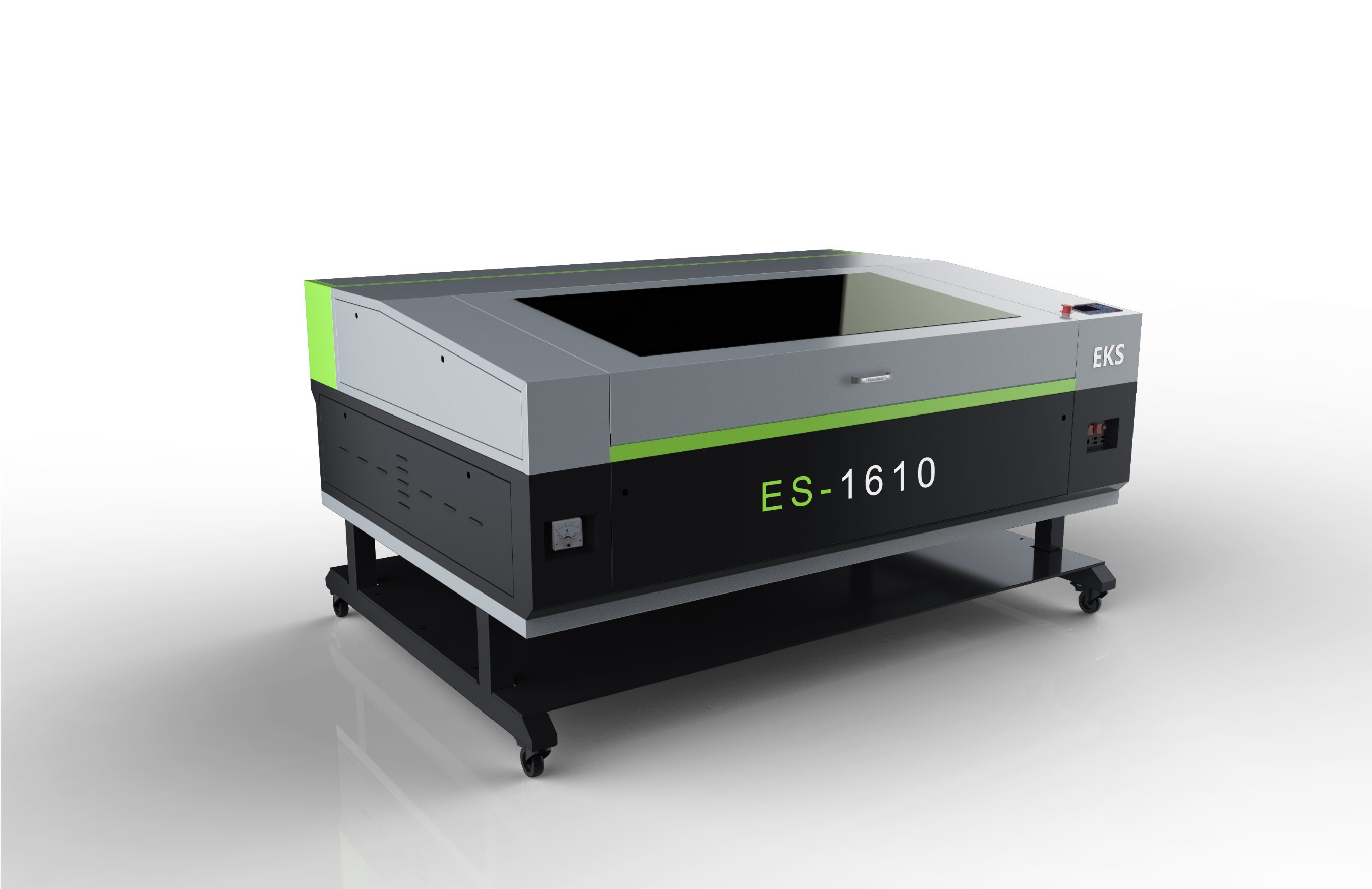 Wood Acrylic Nonmetal CO2 Laser Cutting and Engraving Machine Es-1610