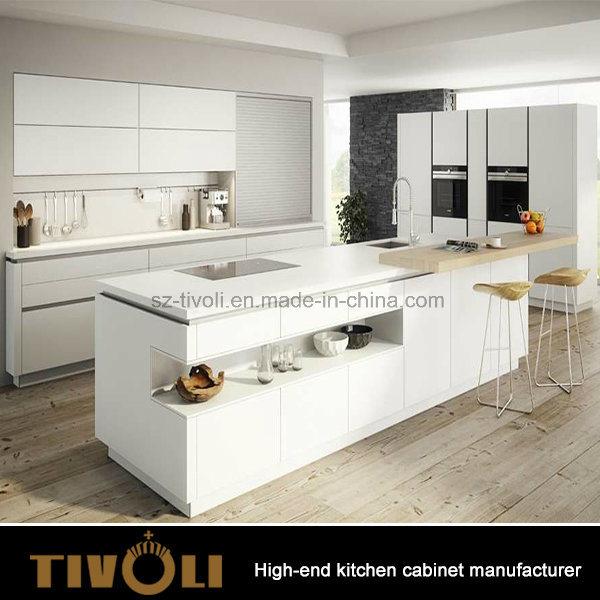 Fancy Custom Kitchen Cabinets with New Fashion Modern Custom design Tivo-0010h