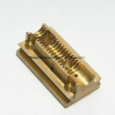 Custom Copper Machining Parts