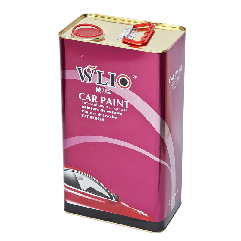Wlio Auto Paint - High Solid Clear Coat and Hardener