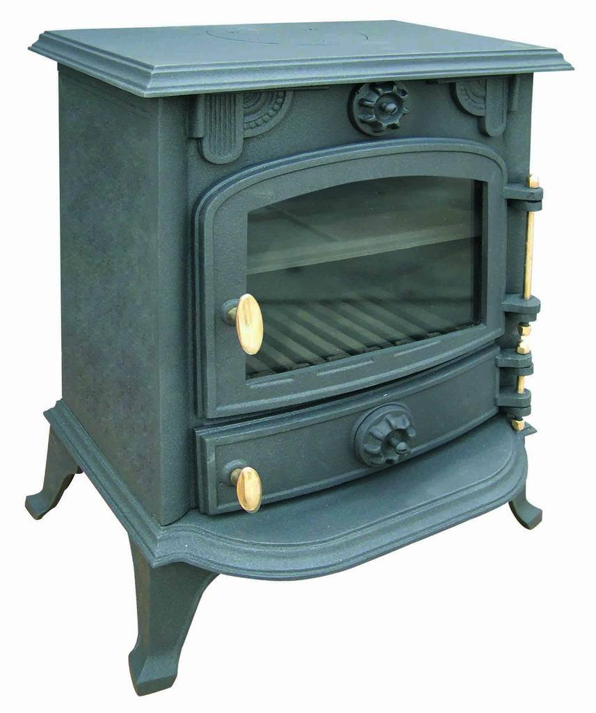 Insert Cast Iron Fireplace (FIPA007) , Insert Cast Iron Stove