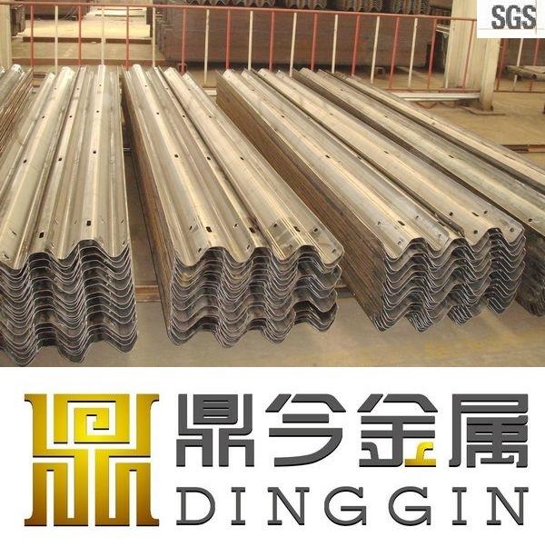 Hot DIP Galvanized Steel Highway Guardrail with Good Price