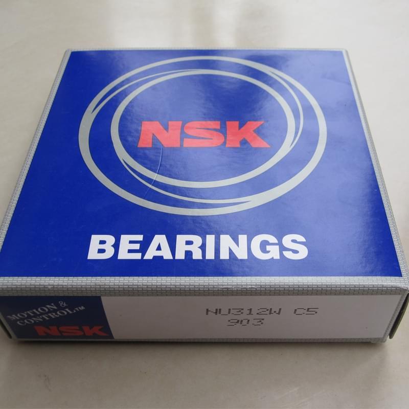 OEM NSK SKF Koyo Copper & Steel Cage Cylindrical Roller Bearing (N204 E NF204 E NJ204 E NU204 E NUP204 E)