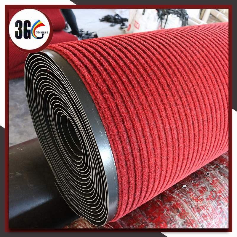 2017 Hot Selling PVC Backing Carpet (3G-UB)