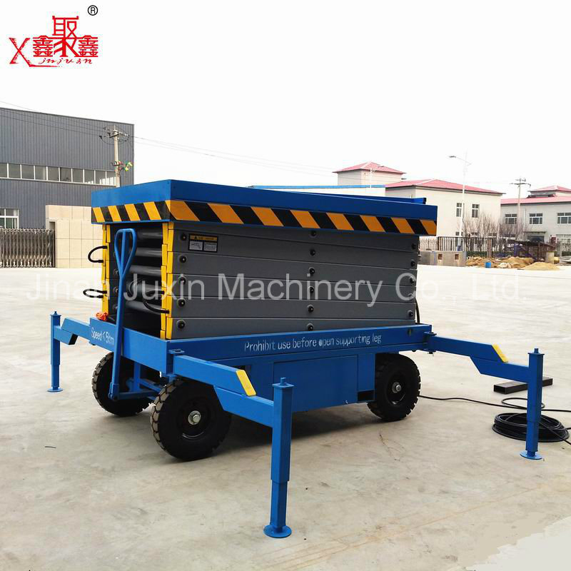 Hot Sale Movable Hydraulic Lift Platform