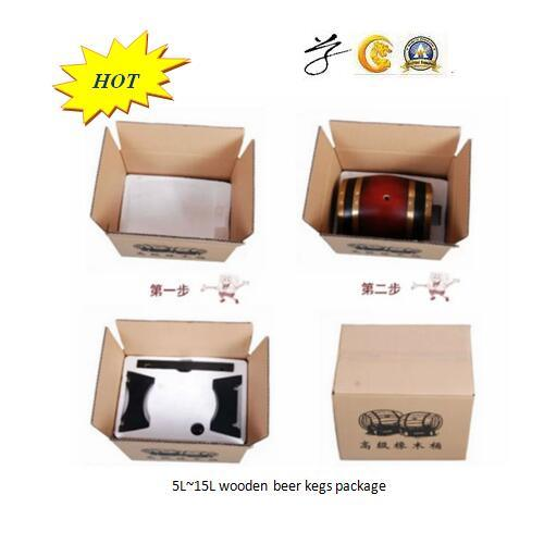 5L 10L 15L Wine Barrel with Best Quality