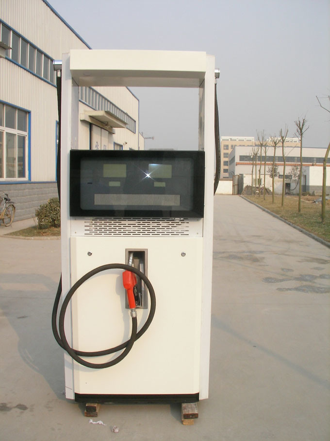 Fuel Dispensr for Oil Station Two Nozzle One Pump