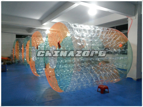 2016 New Arrival colorful Inflatable Water Roller Ball Wholesale Price