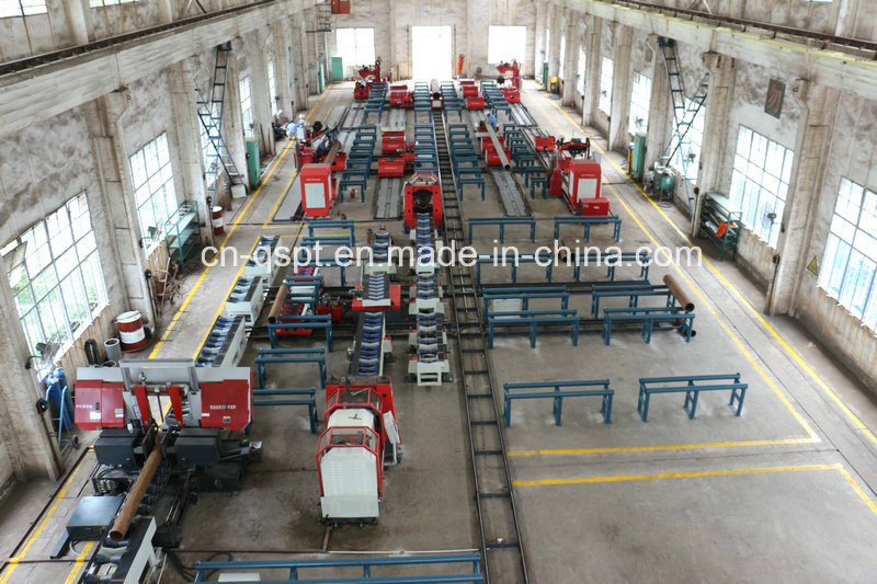 Workshop Type Pipe Fabrication Line