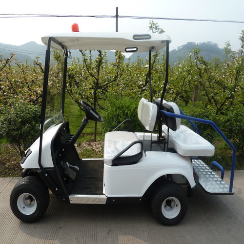 4 Seat Electric Sightseeing Cart W/CE Approved (JD-GE501B)