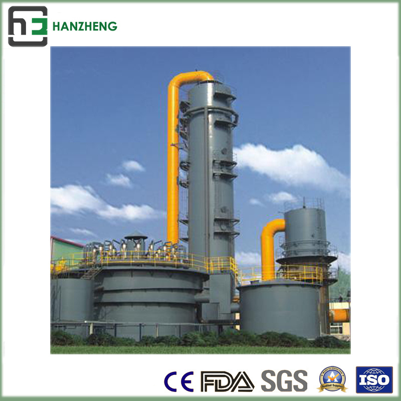 Desulfurization Operation-Dust Collector-De-Sulphur/De-Nitration Cleaning System