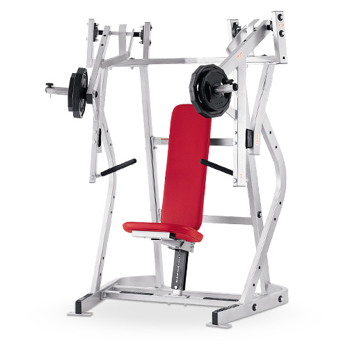 Hammer Strength Fitness Equipment / ISO-Lateral Bench Press (SF1-1001)