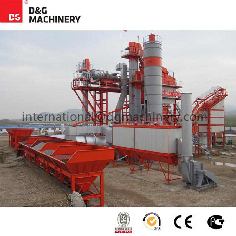 240 T/H Hot Batching Asphalt Mixing Plant / Asphalt Plant for Road Construction