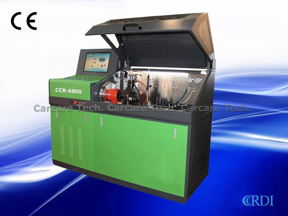 Diesel Common Rail Fuel Injection Pump Test and Calibration Bench