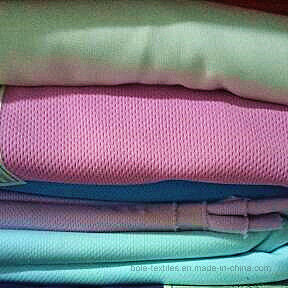 Fabric/Polyester Fiber/ Tricot Mesh Fabric