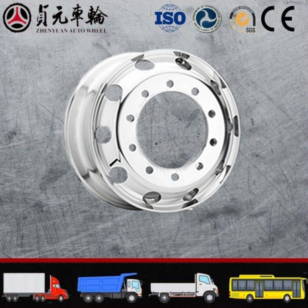 Alloy Wheel Rim of Truck Wheel Rim Tire