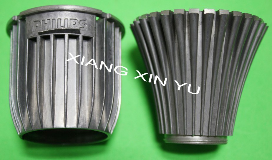 Machining Casting Parts/Heat Sinks (XY-009)