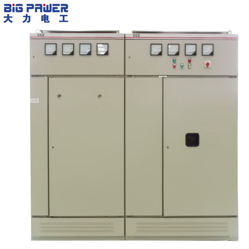 Ggd Series Low-Voltage Switchgear Cabinet